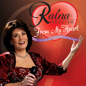 CD - Ralna English: From My Heart